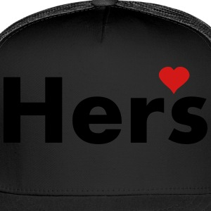 Hers - part of his and hers set Sportswear - Trucker Cap