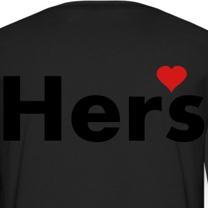 Hers - part of his and hers set Sportswear - Men's Premium Long Sleeve T-Shirt