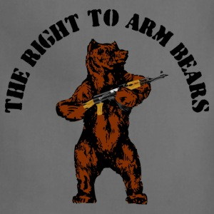 The right to arm bears - Adjustable Apron