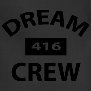 dream crew 416 Long Sleeve Shirts - Adjustable Apron