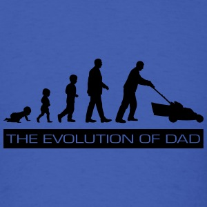 The Evolution of Dad Long Sleeve Shirts - Men's T-Shirt