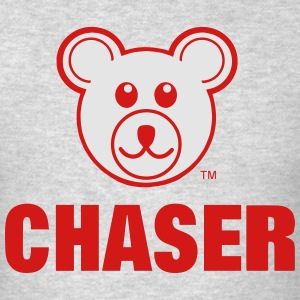BEAR CHASER Long Sleeve Shirts - Men's T-Shirt
