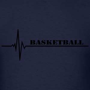 basketball Long Sleeve Shirts - Men's T-Shirt