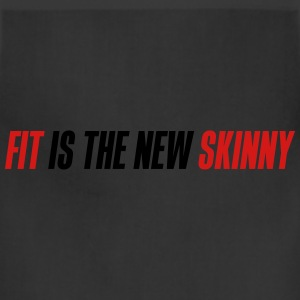 Fit is the new skinny - Adjustable Apron