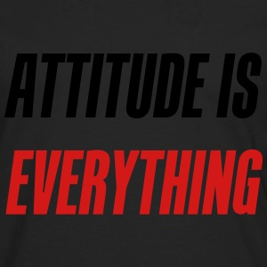 Attitude is everything - Men's Premium Long Sleeve T-Shirt