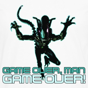 Game over man! - Men's Premium Long Sleeve T-Shirt