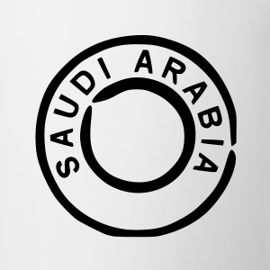 Saudi Arabia T-Shirts - Coffee/Tea Mug