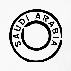 Saudi Arabia T-Shirts - Men's Premium Long Sleeve T-Shirt