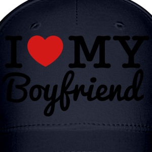 I Love My Boyfriend - Baseball Cap