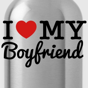 I Love My Boyfriend - Water Bottle