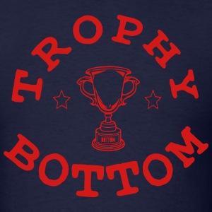 TROPHY BOTTOM Hoodies - Men's T-Shirt