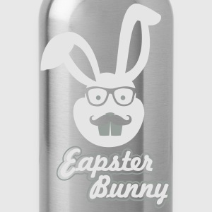 Easter Hipster Bunny T-Shirts - Water Bottle