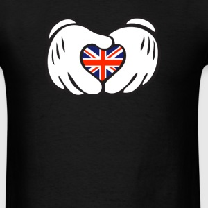 britishhand Hoodies - Men's T-Shirt