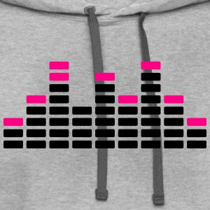 Equalizer T-Shirts - Contrast Hoodie