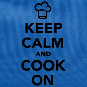 Keep calm and cook on T-Shirts - Computer Backpack