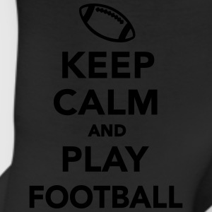 Keep calm and play Football T-Shirts - Leggings