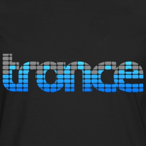 Trance EQ (Blue) Women's T-shirts - Men's Premium Long Sleeve T-Shirt