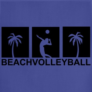 Beach volleyball,volleyball,beach,beach net, sun T-Shirts - Adjustable Apron