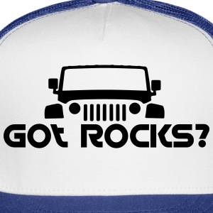 Got Rocks! Jeep JK - Trucker Cap