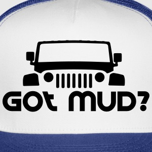Got MUD? JEEP JK - Trucker Cap