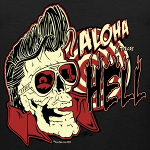 Aloha From Hell T-Shirts - Men's Premium Tank