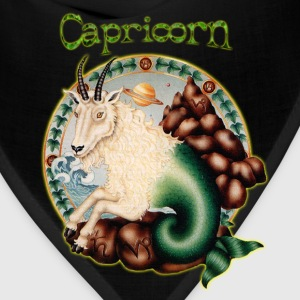 Carpricorn T-Shirts - Bandana