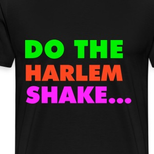 The harlem shake Hoodies - Men's Premium T-Shirt