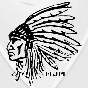 Indian Chief T-Shirt - Bandana
