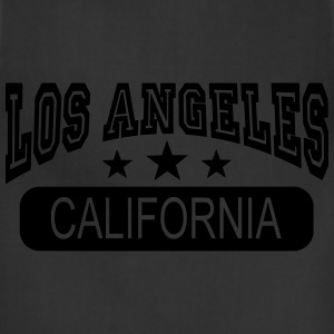 los angeles california Women's T-Shirts - Adjustable Apron