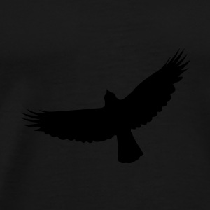 Hawk Snapback - Men's Premium T-Shirt