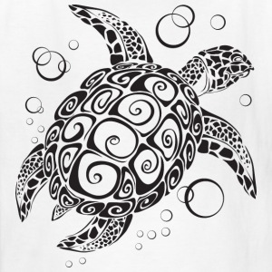 Sea Turtle T-Shirts - Kids' T-Shirt