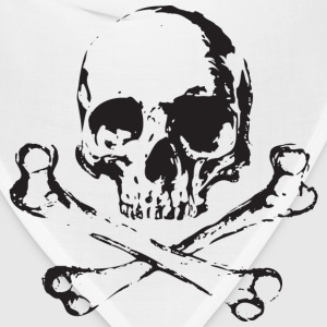 Skull and Bones T-Shirts - Bandana