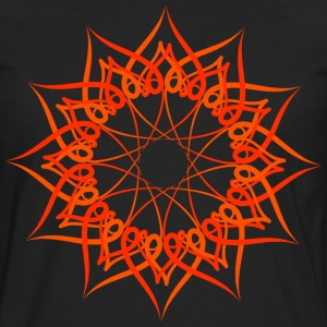 Intricate Design Hoodies - Men's Premium Long Sleeve T-Shirt