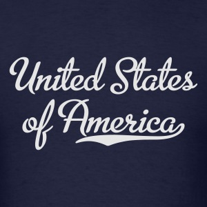 United States Hoodie - Men's T-Shirt