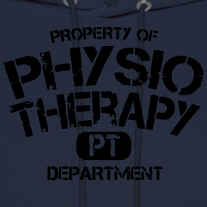 Physical Therapy Department PT Long Sleeve Shirts - Men's Hoodie