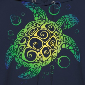 Sea Turtle T-Shirts - Men's Hoodie