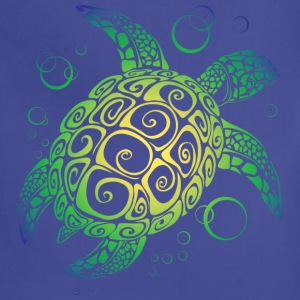 Sea Turtle T-Shirts - Adjustable Apron