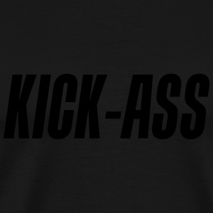 Kick-ass - Men's Premium T-Shirt