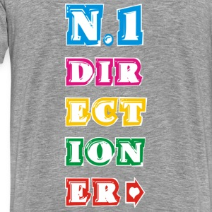 One Direction fan - Men's Premium T-Shirt