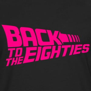 Back to the Eighties - Men's Premium Long Sleeve T-Shirt