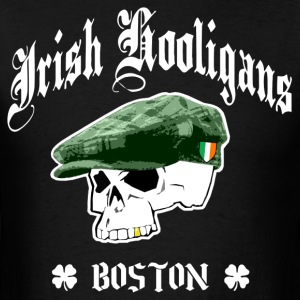 Irish Hooligans Boston - Men's T-Shirt