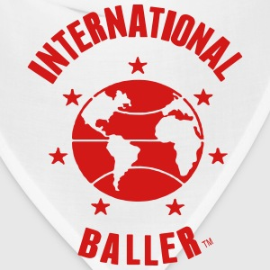 INTERNATIONAL BALLER T-Shirts - Bandana