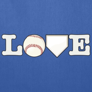 Love Baseball - Tote Bag