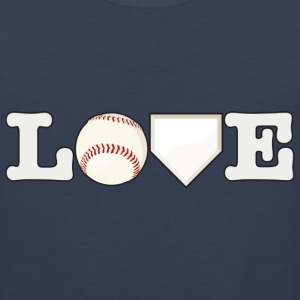 Love Baseball - Men's Premium Tank