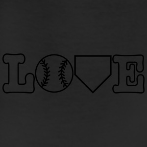 Baseball Love Women's T-Shirts - Leggings