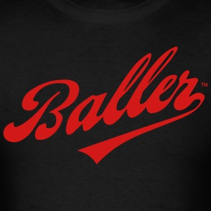 BALLER Hoodies - Men's T-Shirt