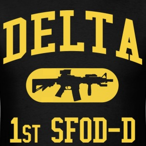 Delta Force 1st SFOD-D - Men's T-Shirt