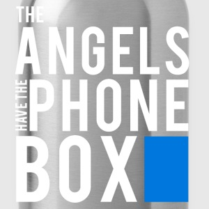 The Angels Have The Phone Box - Doctor Who T-Shirt - Water Bottle