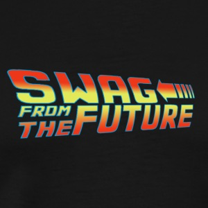 Swag from the future  - Men's Premium T-Shirt