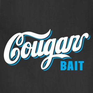 cougar bait - Adjustable Apron